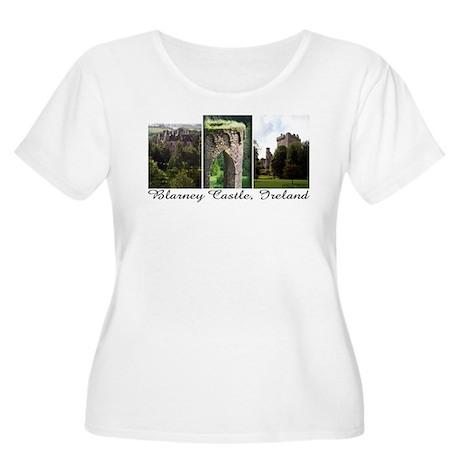 Blarney Castle, 3 vert. photo Women's Plus Size Sc