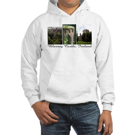 Blarney Castle, 3 vert. photo Hooded Sweatshirt