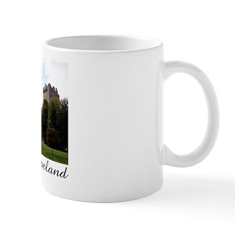 Blarney Castle, 3 vert. photo Mug