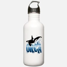 orca.png Water Bottle