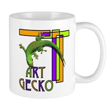 art gecko-2.png Mugs