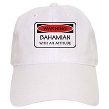 Attitude Bahamian Baseball Cap