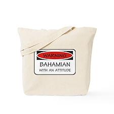 Attitude Bahamian Tote Bag