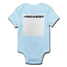 Organist Hashtag Body Suit