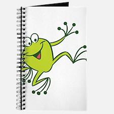 Dancing Frog Journal