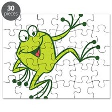 Dancing Frog Puzzle