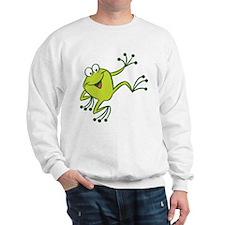 Dancing Frog Sweatshirt