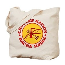 Choctaw Nation Tote Bag