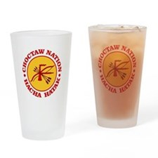 Choctaw Nation Drinking Glass