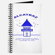 Cute Alcatraz Journal