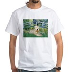 Bridge & Wheaten White T-Shirt