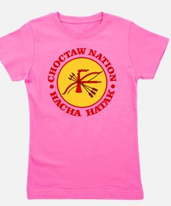 Choctaw Nation Girl's Tee