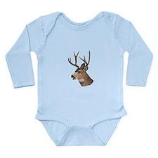 talking deer Body Suit