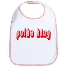 Polka King Bib