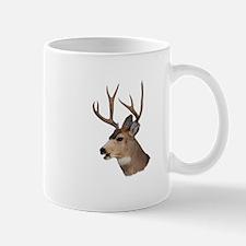 talking deer Mugs