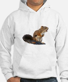 Funny Womens squirrel Hoodie