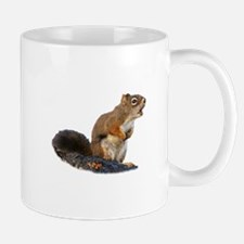 Singing Squirrel Mugs