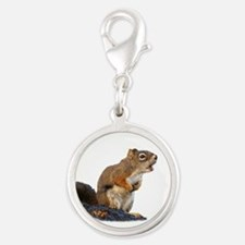 Singing Squirrel Charms