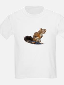 Singing Squirrel T-Shirt
