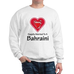 Happily Married Bahraini Sweatshirt
