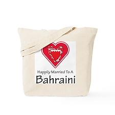 Happily Married Bahraini Tote Bag