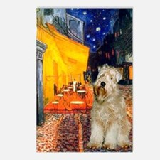 Cafe & Wheaten Postcards (Package of 8)