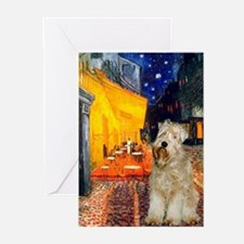 Cafe & Wheaten Greeting Cards (Pk of 10)
