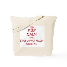 Cute La sirena Tote Bag