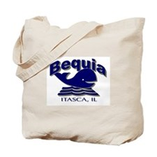 Cute Bequia Tote Bag