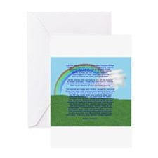 RainbowBridge2.jpg Greeting Card