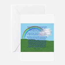 RainbowBridge2.jpg Greeting Card