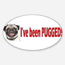 Fawn Pugged Decal