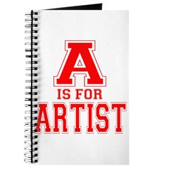 A is for Artist Journal