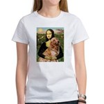 Mona's Golden Retriever Women's T-Shirt