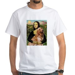 Mona's Golden Retriever Shirt