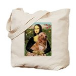 Mona's Golden Retriever Tote Bag