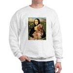 Mona's Golden Retriever Sweatshirt