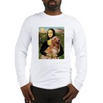 Mona's Golden Retriever Long Sleeve T-Shirt