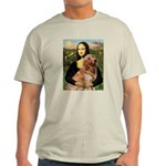 Mona's Golden Retriever Light T-Shirt