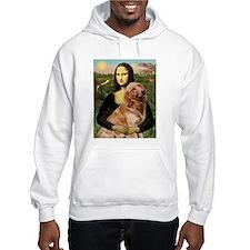 Mona's Golden Retriever Hoodie