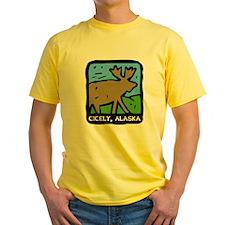 Cicely Alaska Moose T