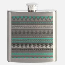 Cute Patterns Flask