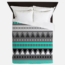 Cute Pattern Queen Duvet