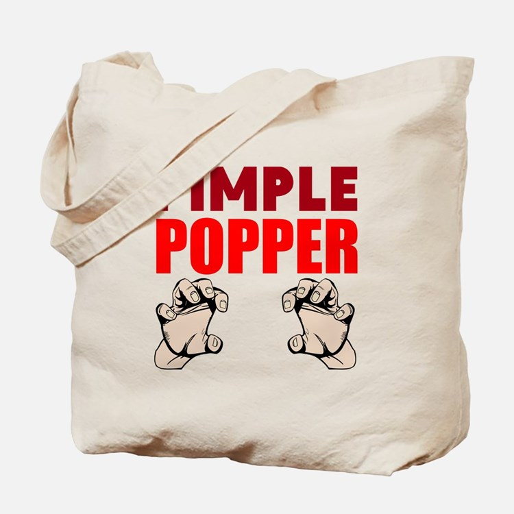 Pimple Popper Tote Bag