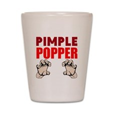 Pimple Popper Shot Glass