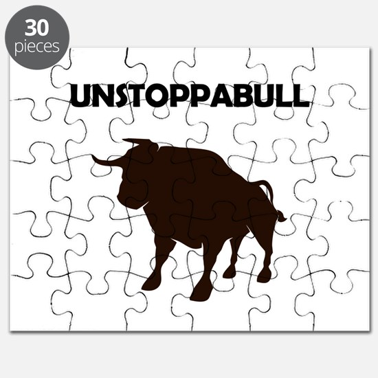 Unstoppabull (Unstoppable Bull) Puzzle