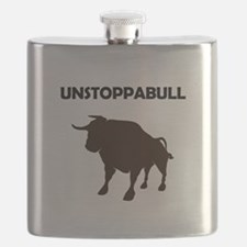 Unstoppabull (Unstoppable Bull) Flask