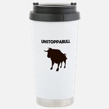 Unstoppabull (Unstoppable Bull) Travel Mug