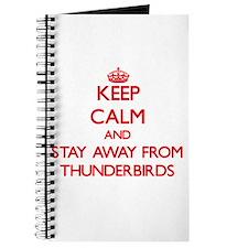Cute Thunderbirds usaf Journal