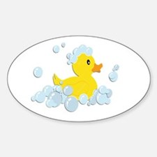 Rubber Duck Decal